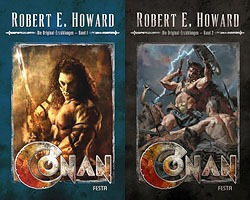 Conan-Buchpaket